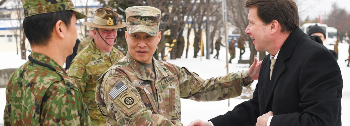 U.S. Army Japan