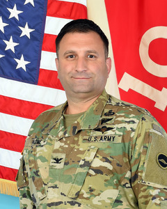 COL Chris Paone