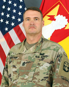 CSM Neil Sartain