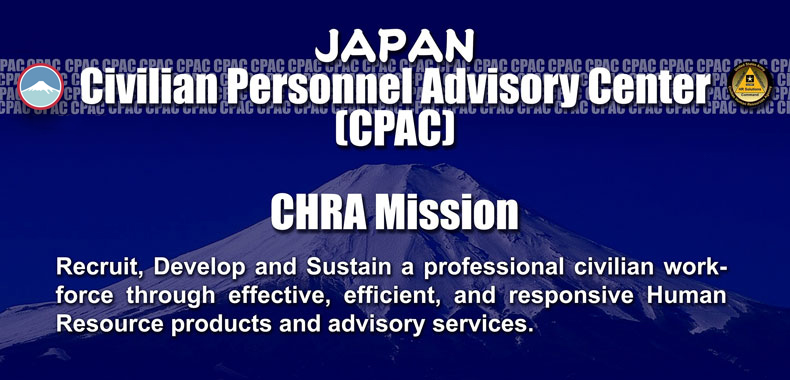 Civilian Personnel Advisory Center